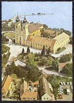 AK Tihany Ansicht mit Abteikirche    r-15