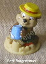 die Top Ten Teddys im Traumurlaub von 1999  - Berti Burgenbauer  - ohne BPZ   - 1x