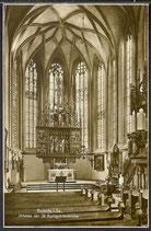 AK Rochlitz i. Sa. Inneres der St. Kunikundenkirche   30/32