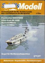 Schiffsmodell 7/84 c  abl