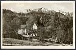 AK Deutsches Reich 1937 Bayern Birkenstein Gnadenkapelle   21/48