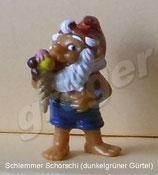 Mit den Blumentopf Zwergen durch die Jahreszeiten von 1994  - Schlemmer Schorschi - ohne BPZ  -   5x