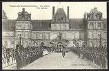 AK Palais de Fontainebleau. Les Adieux   42/48