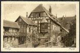 AK Deutsches Reich 1926 Die Wartburg Burghof 11/49