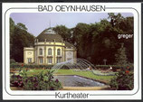 AK Bad Oeynhausen, Kurtheater    16p