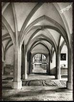 AK Mariaburghausen, gotische Eingangshalle 74/35
