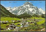 AK Panorama Lech am Arlberg    53/14