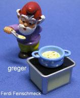 Die Küchenzwerge von 1999  - Ferdi Feinschmeck   - 649 740   -  1x