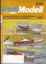Schiffsmodell 9/96 a
