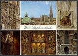 AK Wien Stephanskirche, Mehrbild   28/39