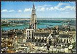AK Amsterdam, Blick auf die Kathedrale    49/23