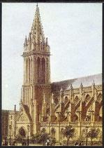 AK Caen Eglise Saint-Pierre    s/45