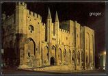 AK Avignon, Palais des Papes    72n