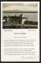 AK Deutsches Reich Schloß Meersburg  10/49