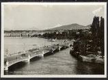 AK Geneve, Pont du Mont Blanc   37/32