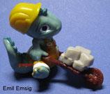 Ferrero Ü-Ei Figur - Die Dapsy Dinos von 1995  - Emil Emsig  - mit BPZ   -   1x