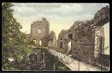 AK Deutsches Reich Baden Baden, Das alte Schloss    64/1