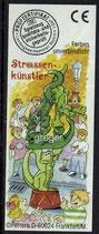 Strassenkünstler von 2001   Nr. 611336 - 1x