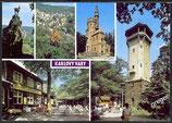 AK Karlovy Vary Mehrbildkarte   39/12