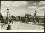 AK Prag Karlsbrücke    x49