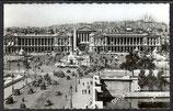 AK Paris, Vue générale de Ia Place de la Concorde   40/19