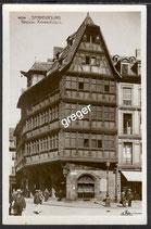 AK Strasbourg, Maison Kammerzeil   40/48
