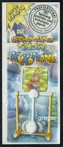 Die Verwandlungs Show der Kukomons von 2000    Nr. 614 59 - 1x