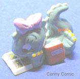 Die Dapsy Dinos Family von 1997  - Conny Comic  - mit BPZ   -  1x