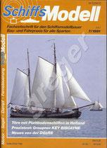 Schiffsmodell 7/91 b