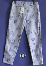 Damen Jeanshose, hellblau, Engelmotiv Gr. L Art. Nr. 60