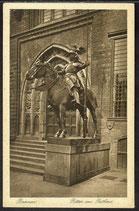 AK Bremen  Ritter am Rathaus   31/29