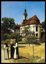AK Birnau, Basilika und Cistercienserkloster   71/25