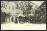 AK  München Hofbräuhaus    41c