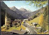 AK Panorama, Heiligenblut mit Großglockner     52/34