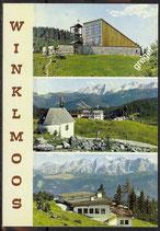 AK Winklmoos, Mehrbildkarte    56/12