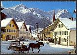 AK Garmisch-Partenkirchen, Florianplatz   18/17