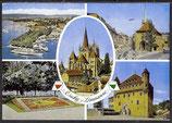 AK Lausanne Mehrbildkarte   37/27