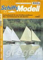 Schiffsmodell 7/01 b