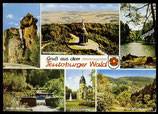 AK Mehrbildkarte vom Teutoburger Wald   70/50
