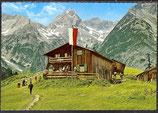 AK Bernhardseck-Hütte mit Gr. Krottenkopf, Tirol   29/15