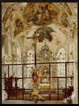 Haigerloch, Schlosskirche, Chorraum  74/18