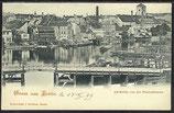 AK Deutsches Reich  1899 Gruß aus Berlin    7/31