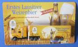 Bier-Werbetruck-LKW   erstes Lausitzer Weizenbier Art. Nr.18