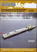 Schiffsmodell 12/86 d  abl