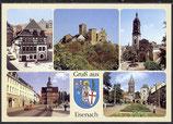 AK  Gruss aus Eisenach Mehrbild  22/36