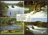 AK Rheinfall Mehrbildkarte   37/37