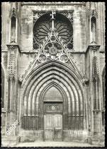 AK Roufach, Le Porche de l´Eglise Notre-Dame    60/43