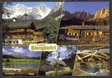 AK Mehrbildkarte Gasthof Stanglwirt . Going am Wilden Kaiser, Tirol     52/35