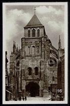 AK Saint Quentin - La Basilique    91/16