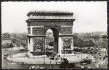 AK Paris L'Are de Triomphe    42/31